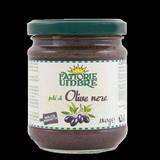 pate olive nere