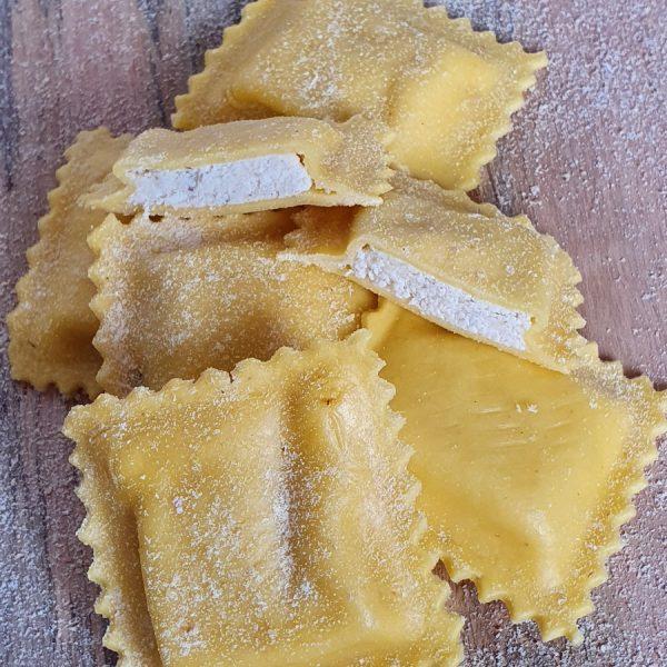 ravioloni tartufo