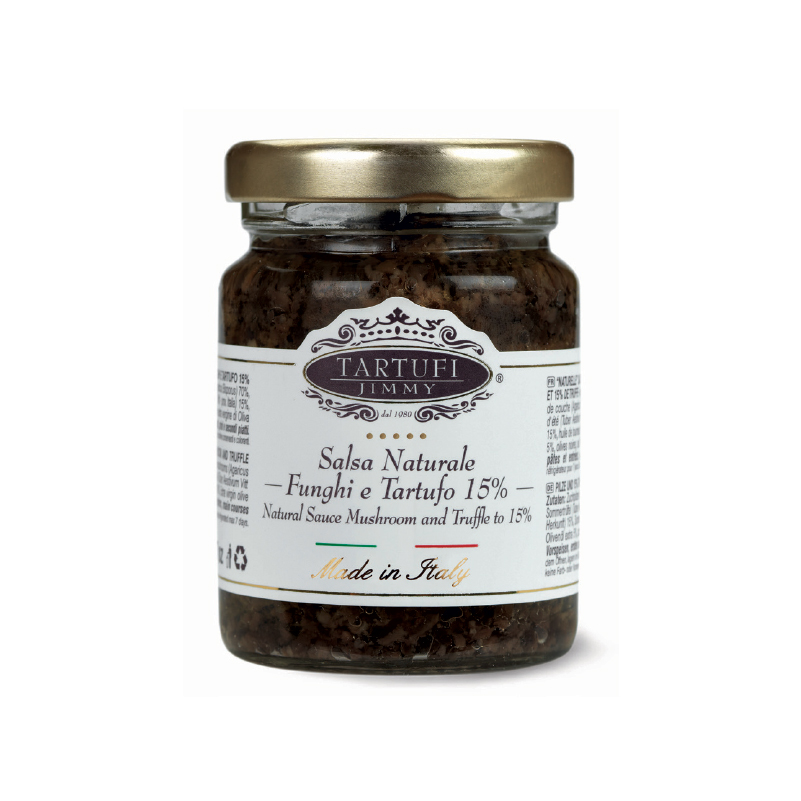 truffle mushrooms sauce