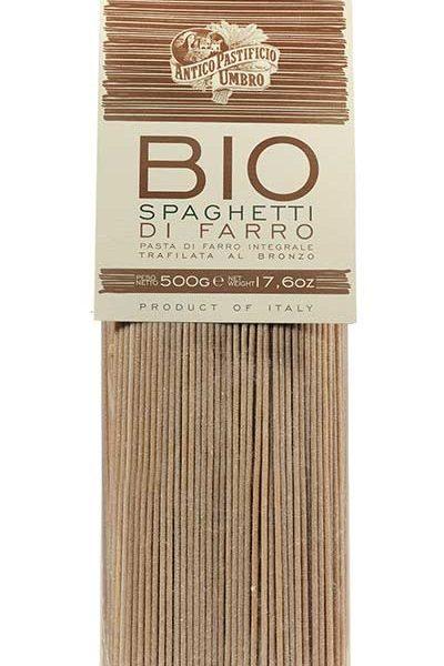 spaghetti wholegrain spelt